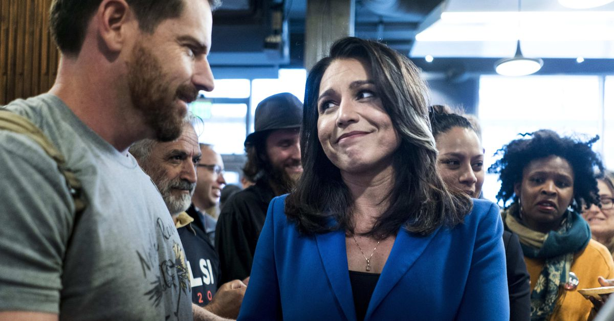Tulsi Gabbard asked Twitter's Jack Dorsey to hold a fundraiser for her. He said no.