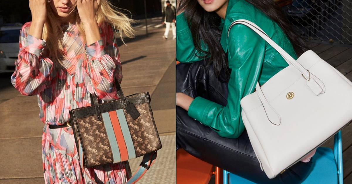 Best Coach Bags 2020 | POPSUGAR Fashion