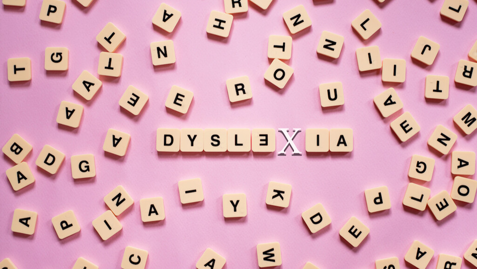 Learning difficulties – Dyslexia